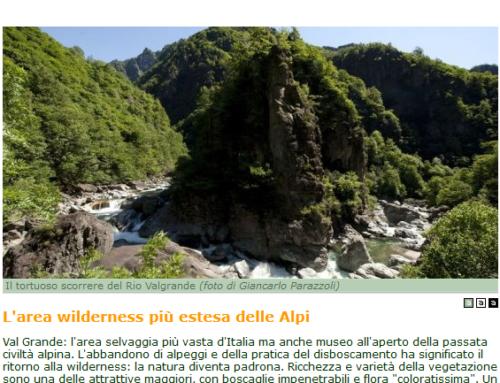 National- und Regionalparks im Piemont
